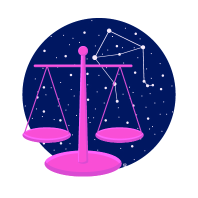 Libra - This month will bring bright new connections for you, dear Libra. Practice the art of listening to get the best out of these fresh relationships by incorporating more music into your daily life. Listening to music improves cognition, memory and reduces stress.