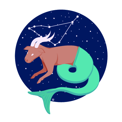 Capricorn - August brings focus to your love life, Capricorn, so be mindful of your emotional moods to make the most of this stellar relationship energy. Are you grateful for the love you're receiving? Be sure to communicate it. Gratitude can help improve both physical and psychological health.