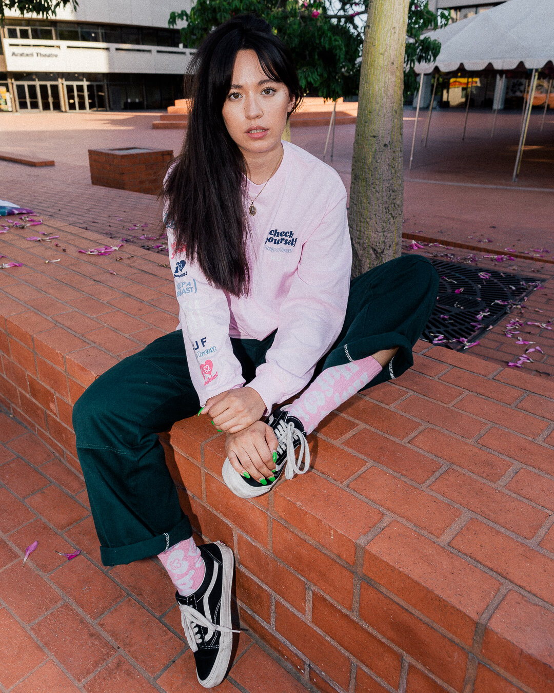 HUF Worldwide - 100% of net proceeds from the HUF x Keep A Breast capsule is directly donated to KAB!