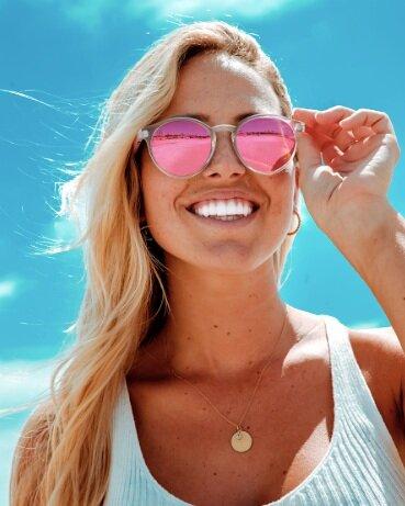 Blenders - $4 per Blendz Loves Boobies collaboration sunglasses benefit KAB!