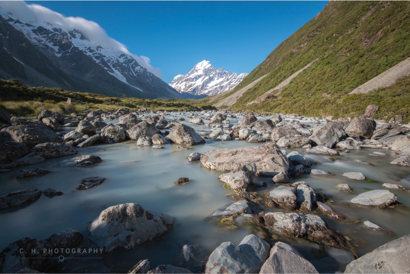 Aoraki/Mount Cook National Park  - New Zealand