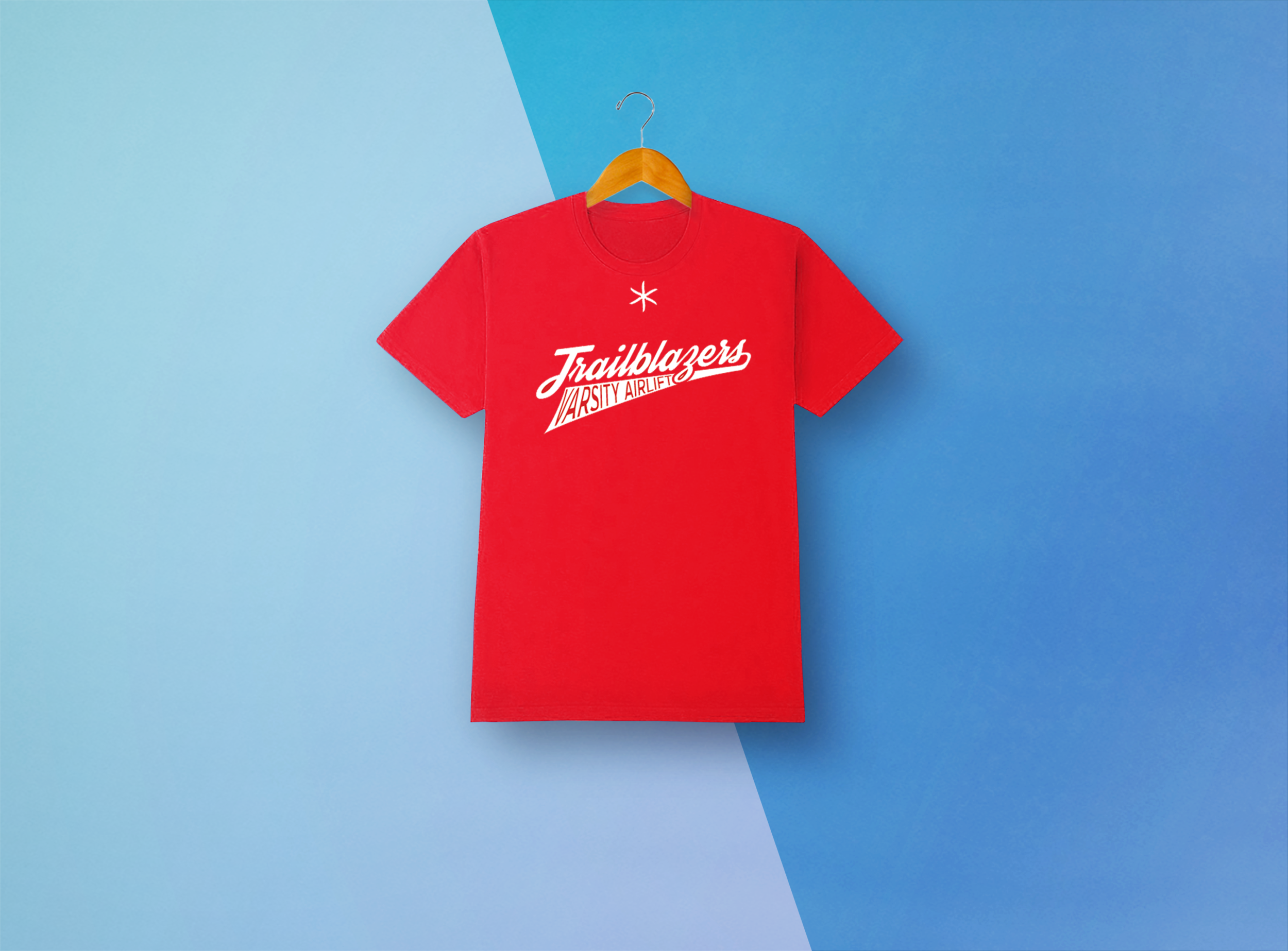 Trailblazer Varsity T-Shirt