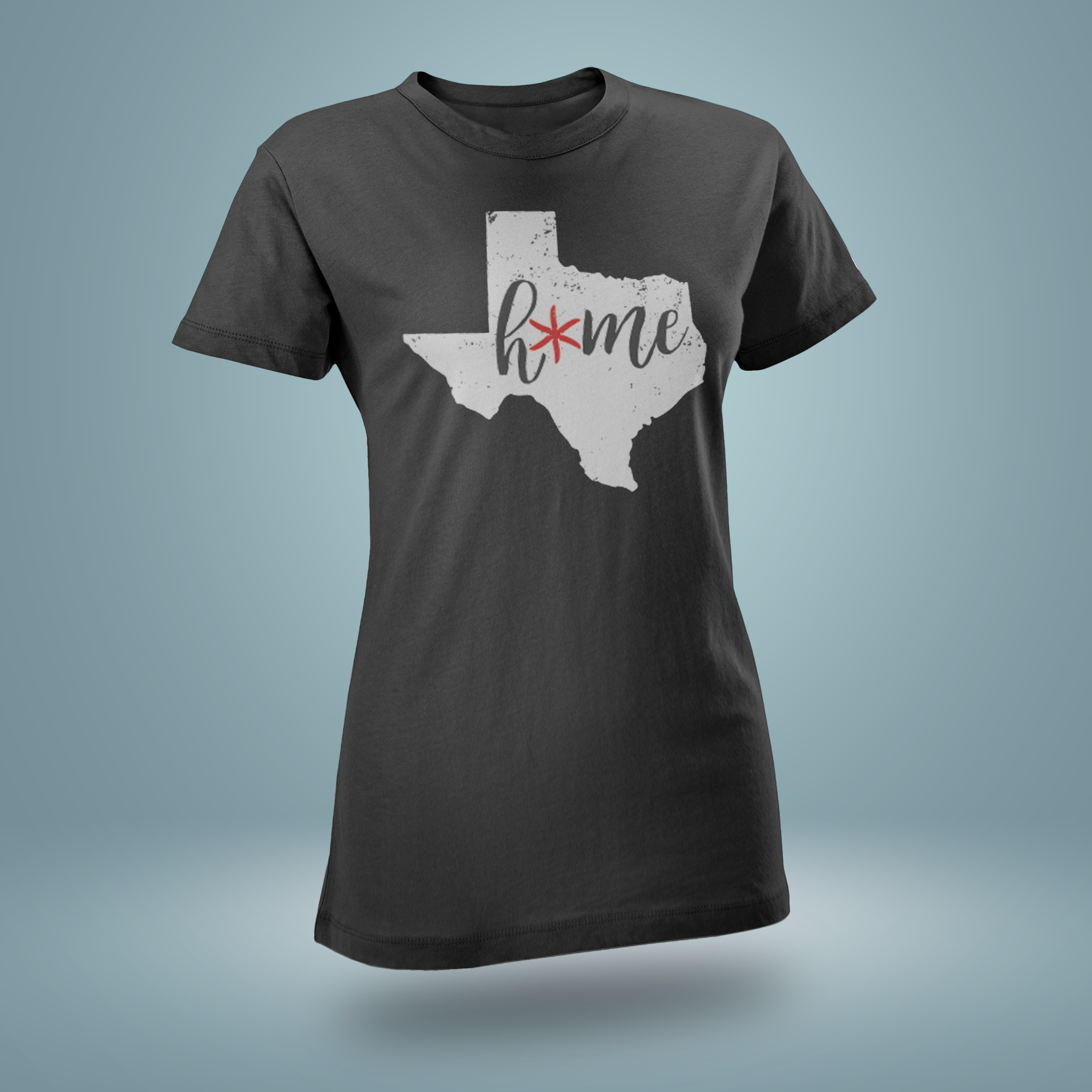 Texas Love Ladies' T-Shirt