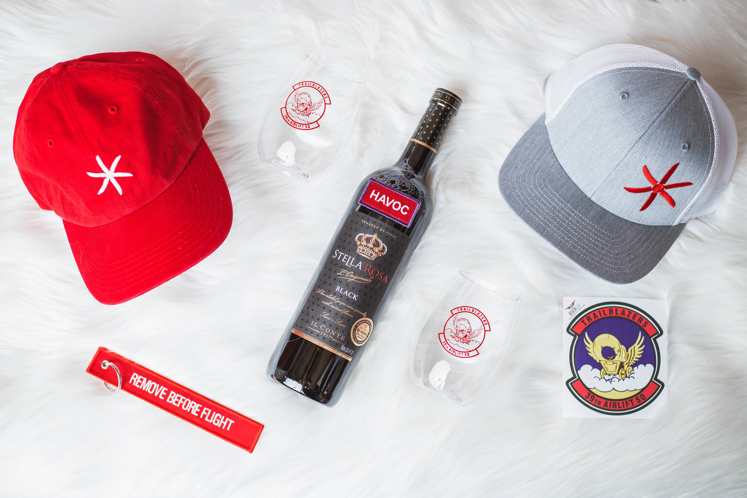 Valentine's Day is around the corner!! Have you bought your loved ones their Trailblazer gear yet?!?!?! (Wine sold separately)