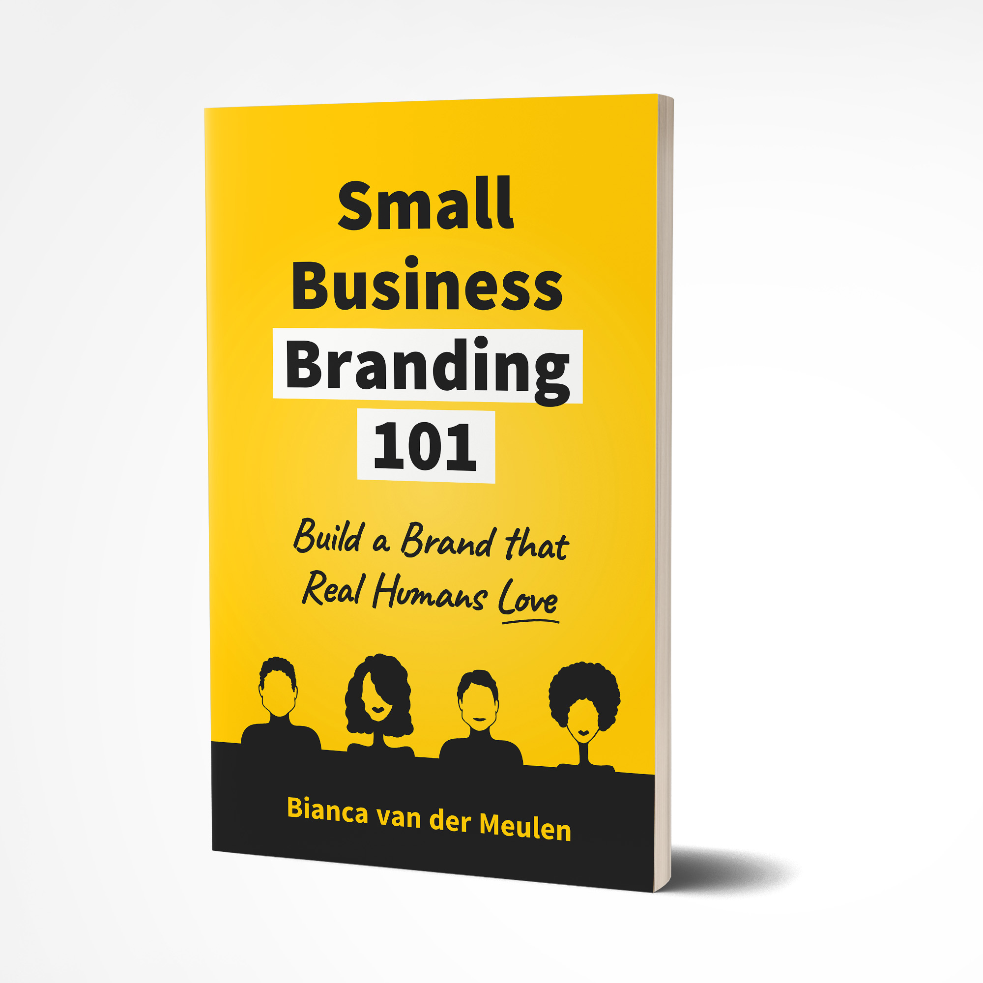 We've condensed our experience working with 100+ clients into a super practical book! Become an expert on your brand.   Buy Now on Amazon
