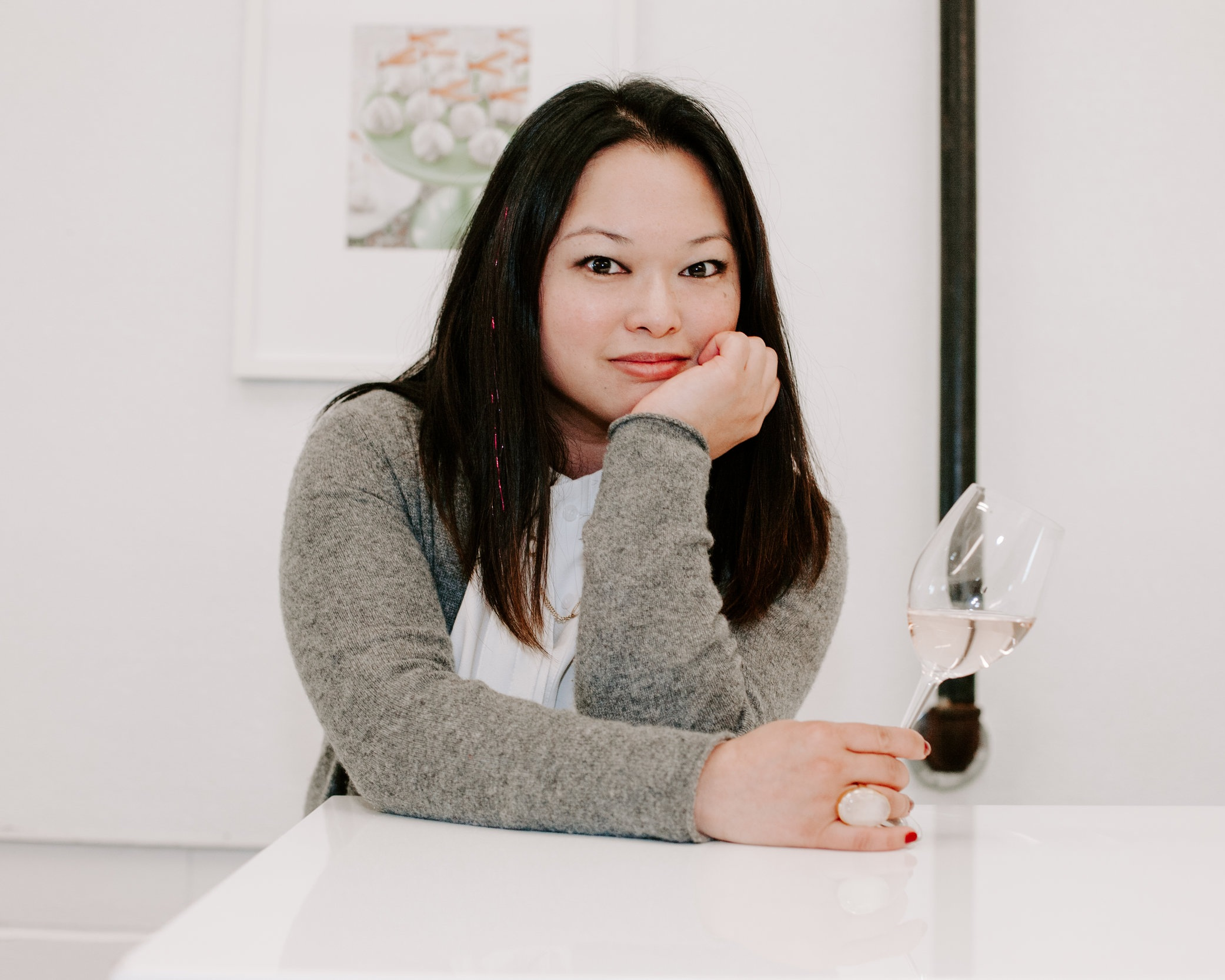 """Rosé to me is more than just a beverage, it is a lifestyle. I wanted to bring this lifestyle here and so SMAK was born."" - - Fiona Mak, Owner & Winemaker."