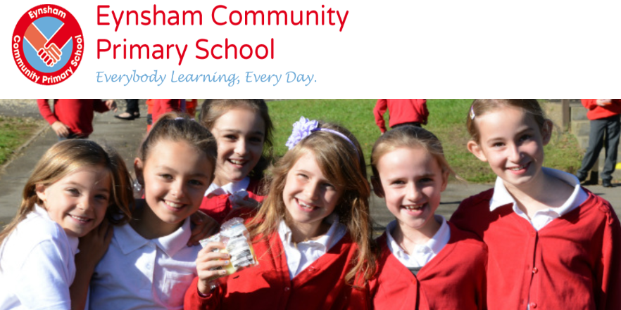 EYNSHAM communityPRIMARY SCHOOL - A vibrant primary school serving the village of Eynsham and surrounds. We are proud of our standing as a Community school, putting ourselves at the centre of the village and encouraging the children to see themselves as part of the world community… more