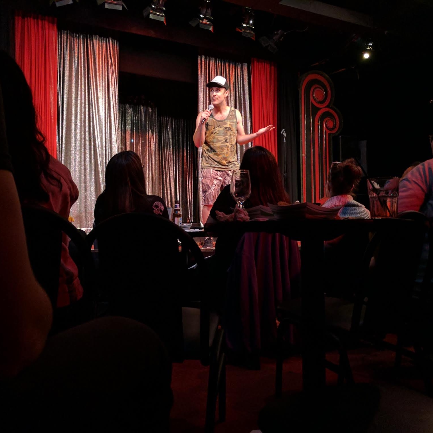 Stand Up - Barry Will Tell some Jokes & sing some songs at your event