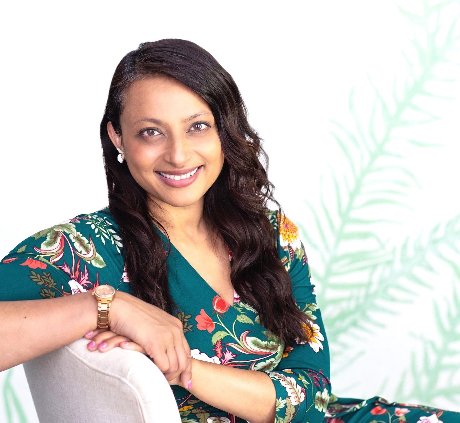 Pooja Bakri, LCAT, ATR-BC  Licensed Creative Arts Therapist
