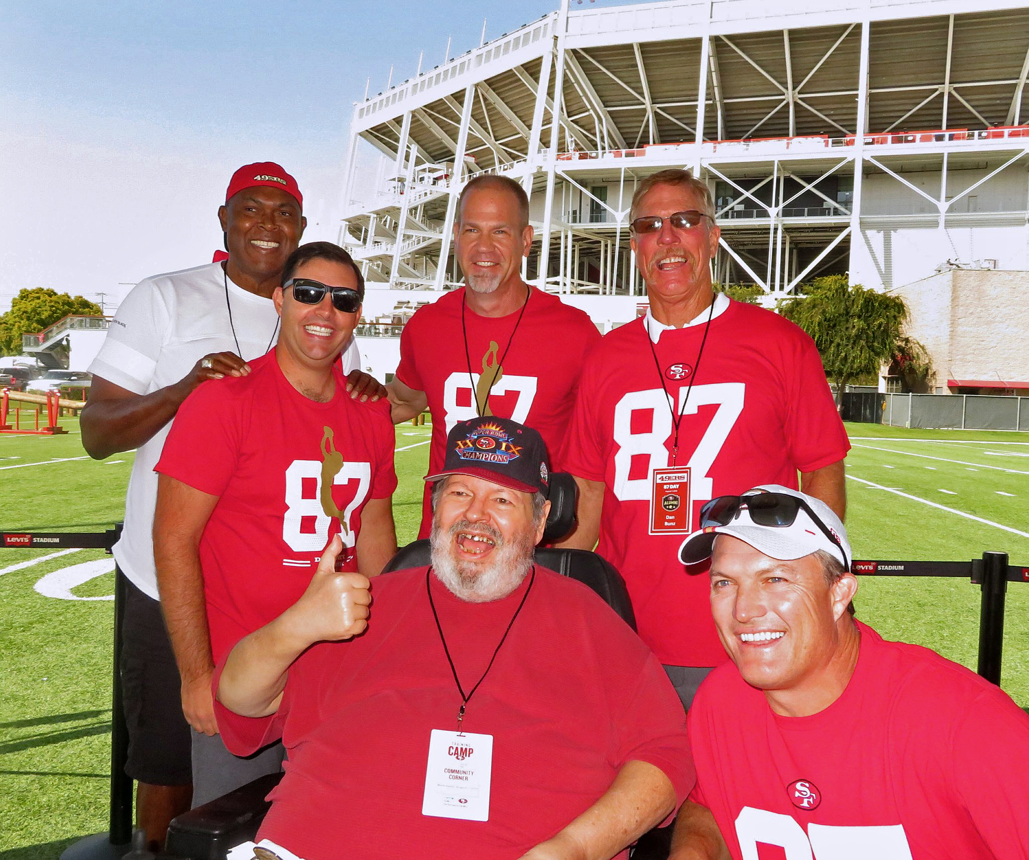 @MavoBooks - @MaioccoNBCS It was a pleasure to meet you on DC Day at the 49ers training camp.