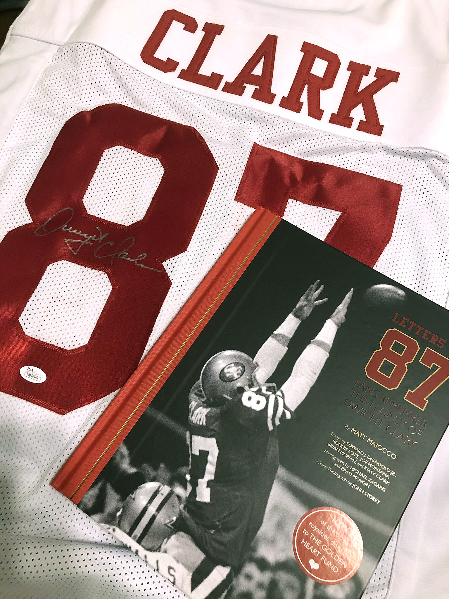 @jesse_vail - @MaioccoNBCS  A little behind but can't wait to read this!!! I may be part of a younger generation of Niner Faithful but I sure do love to read up on team history!