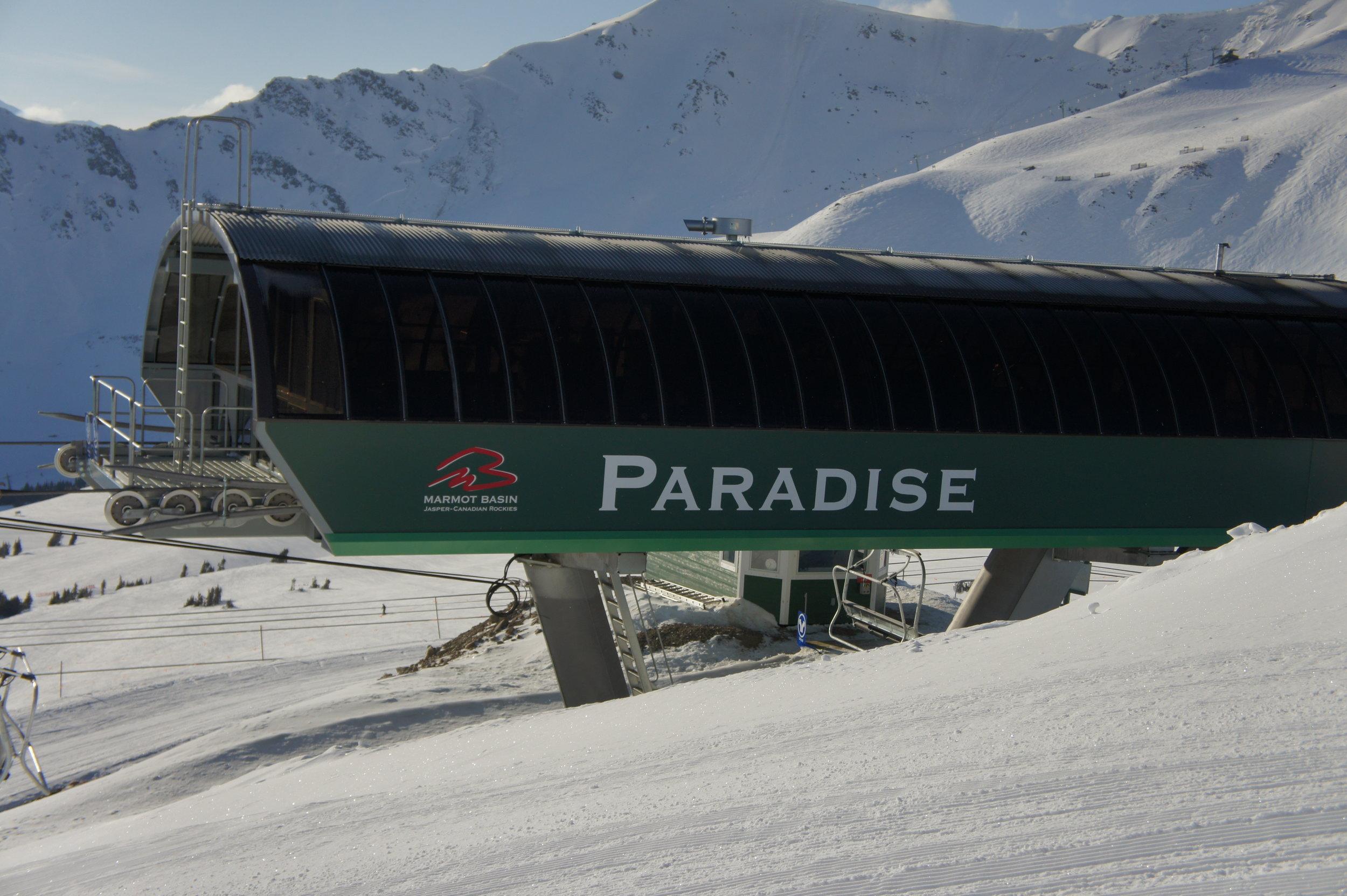 Paradise Chari