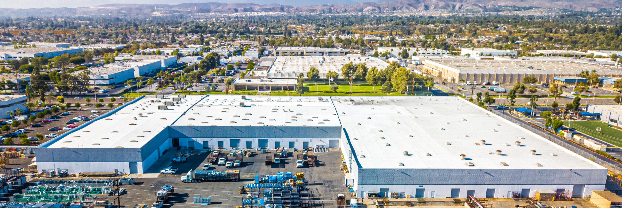 Control Air  I   Anaheim Fabrication Facility   I  5200 East La Palma