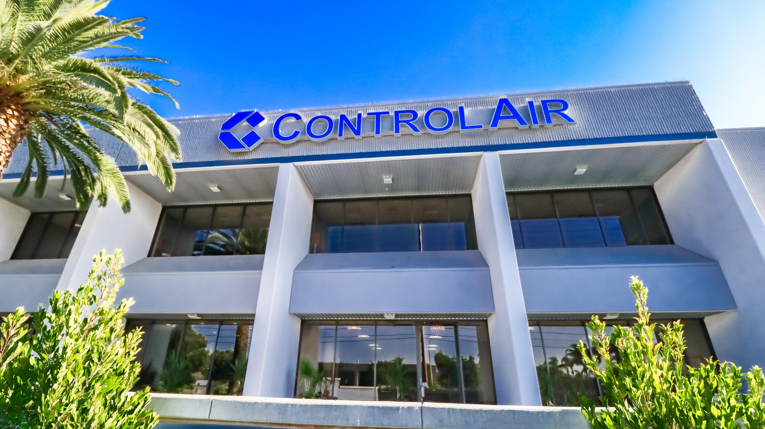 Control Air  I   Anaheim HQ