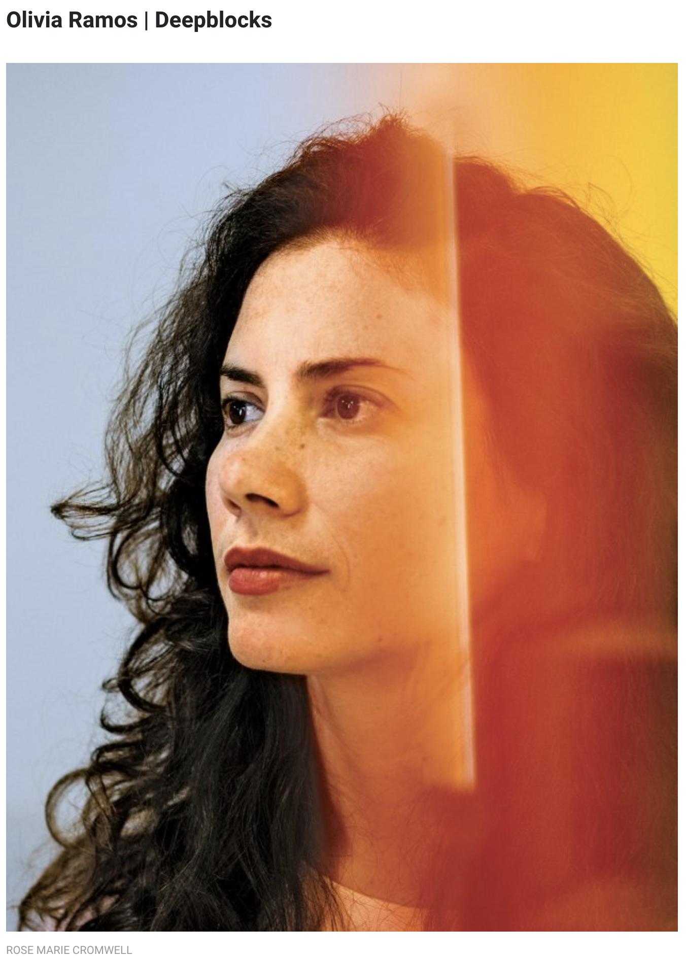 Olivia Ramos Deepblocks INC magazine.png