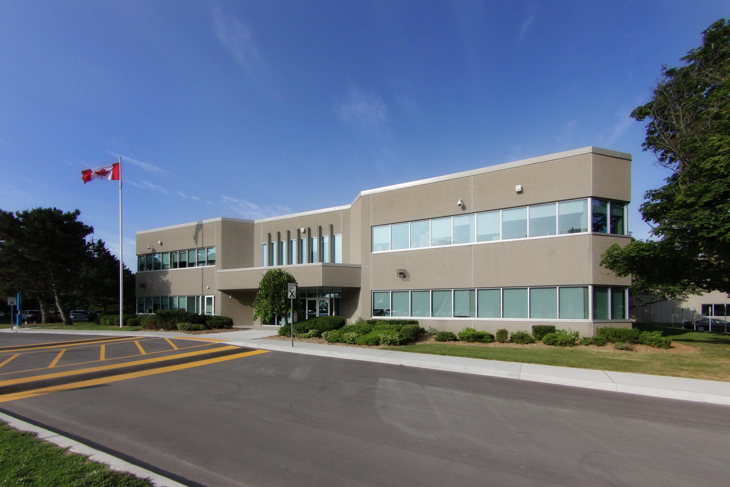 Toronto Hydro Operations Centre