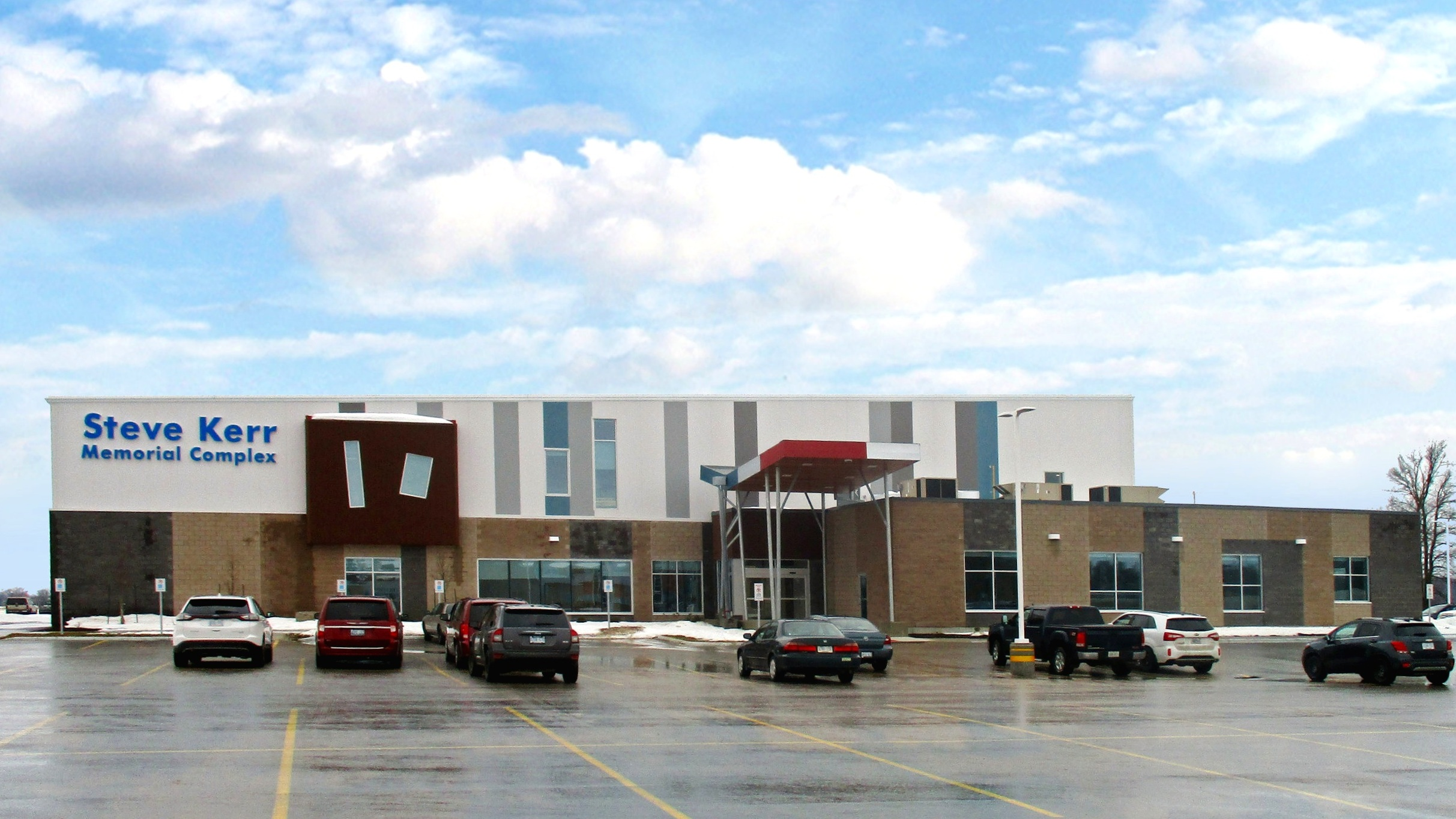 Steve Kerr Memorial Arena