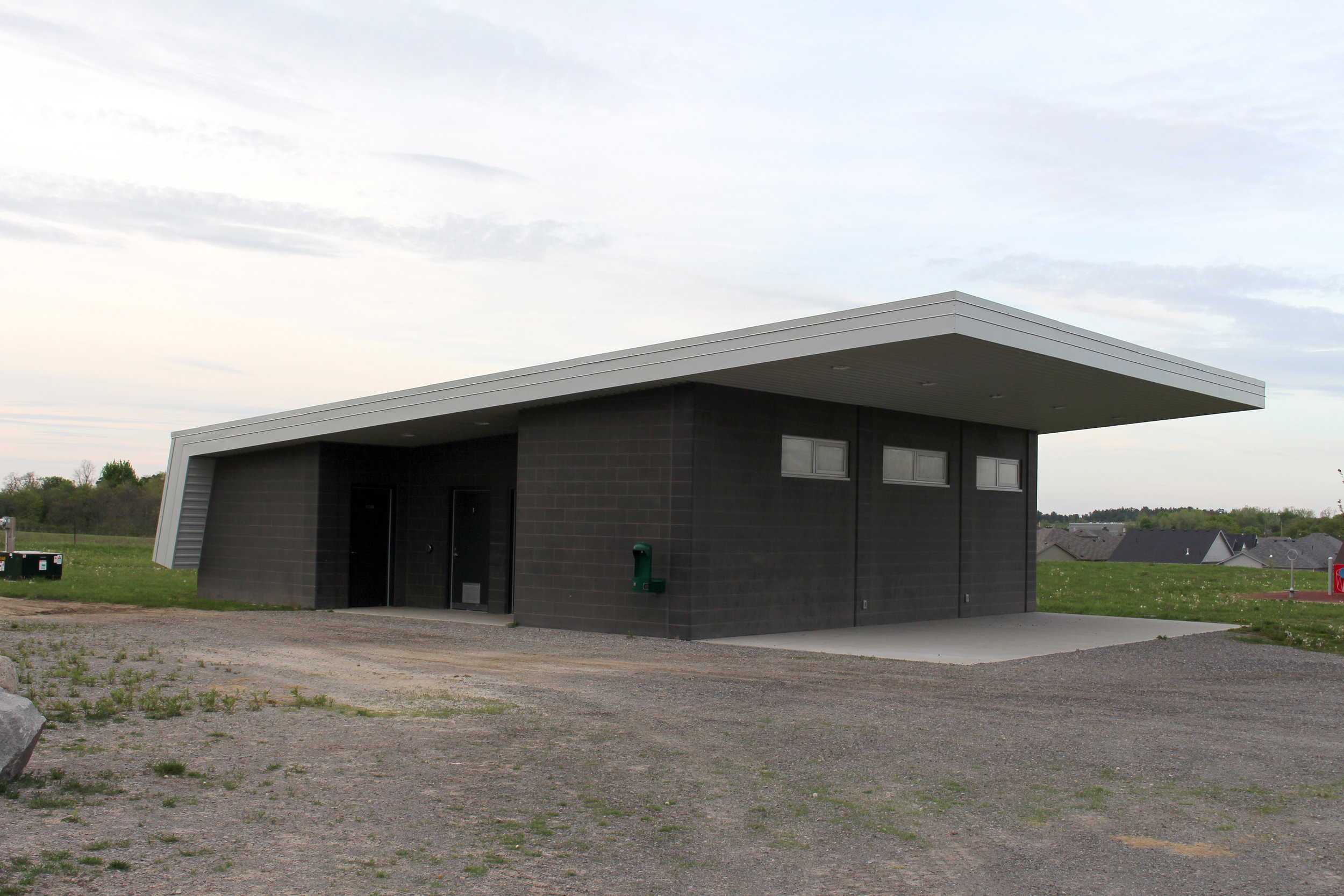 Baulch Road Park Washroom Facility