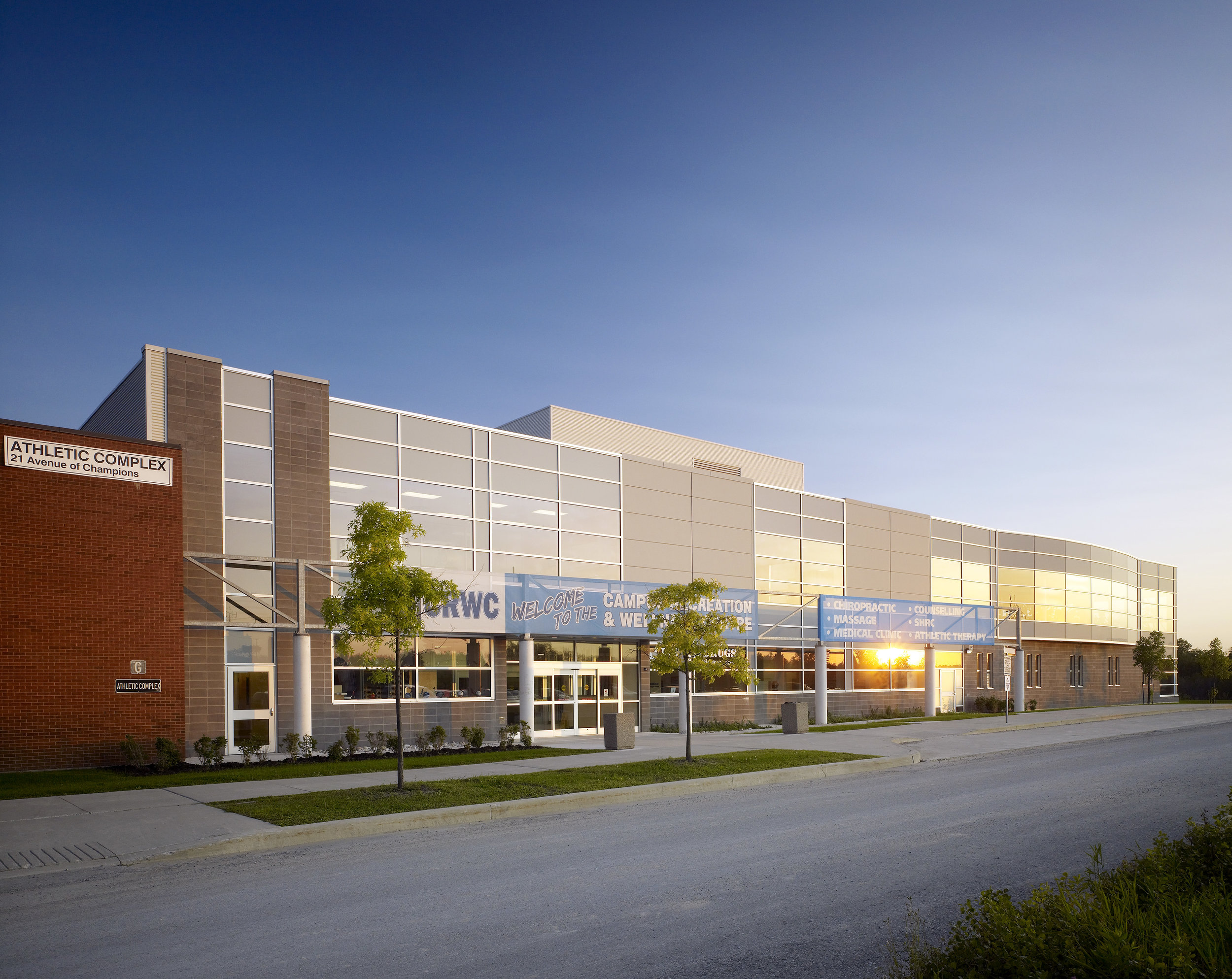 Durham College Recreation & Wellness Centre