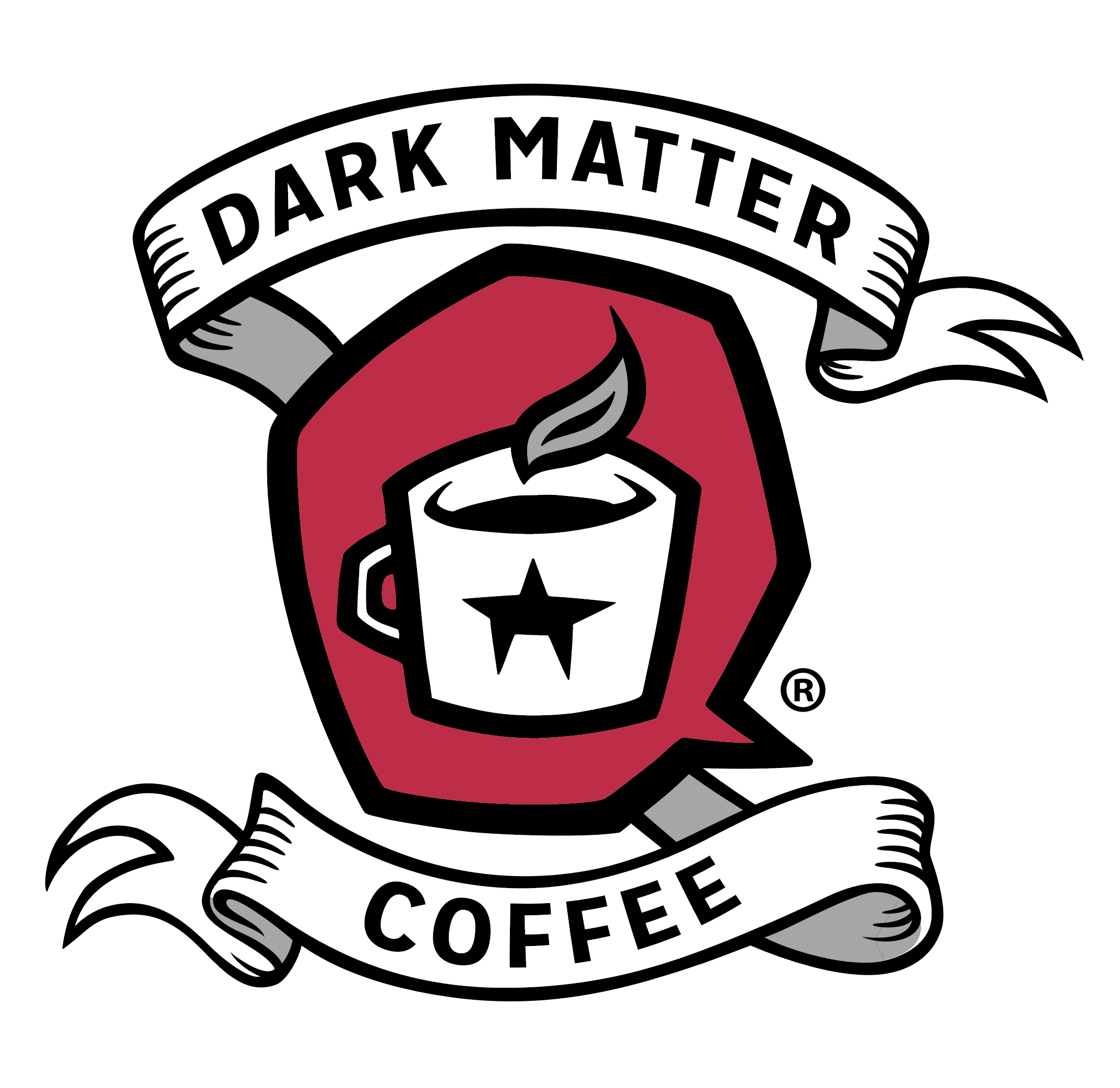 Proudly serving Dark Matter Coffee - And other natural and unique drink choices