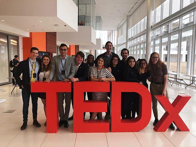 TEDxClemsonU Organizers! #tedxclemsonu #clemsonuniversity #tedx
