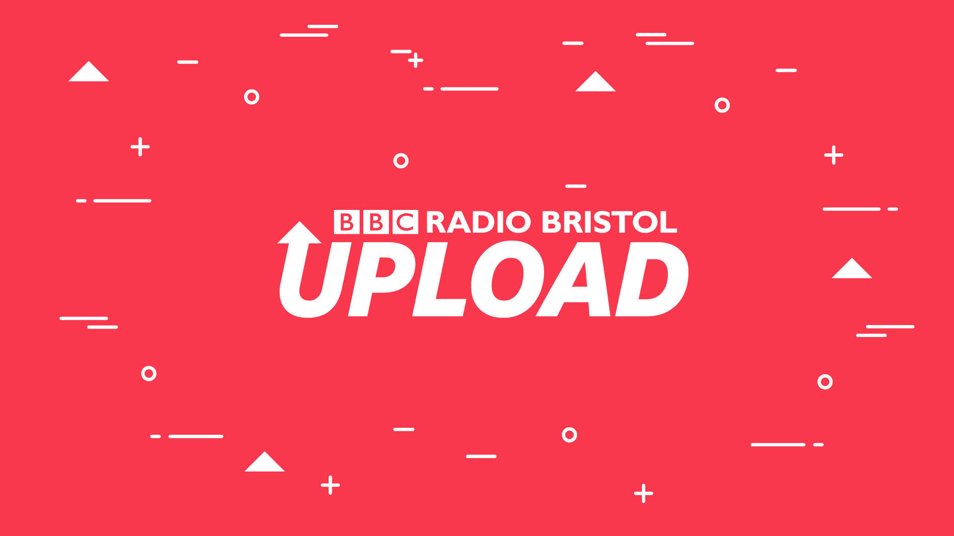 BBC Upload has a strong and vibrant personality - the visual identity was created by graphic designer James Mobbs.