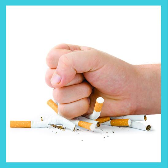 오늘부터 금연 -