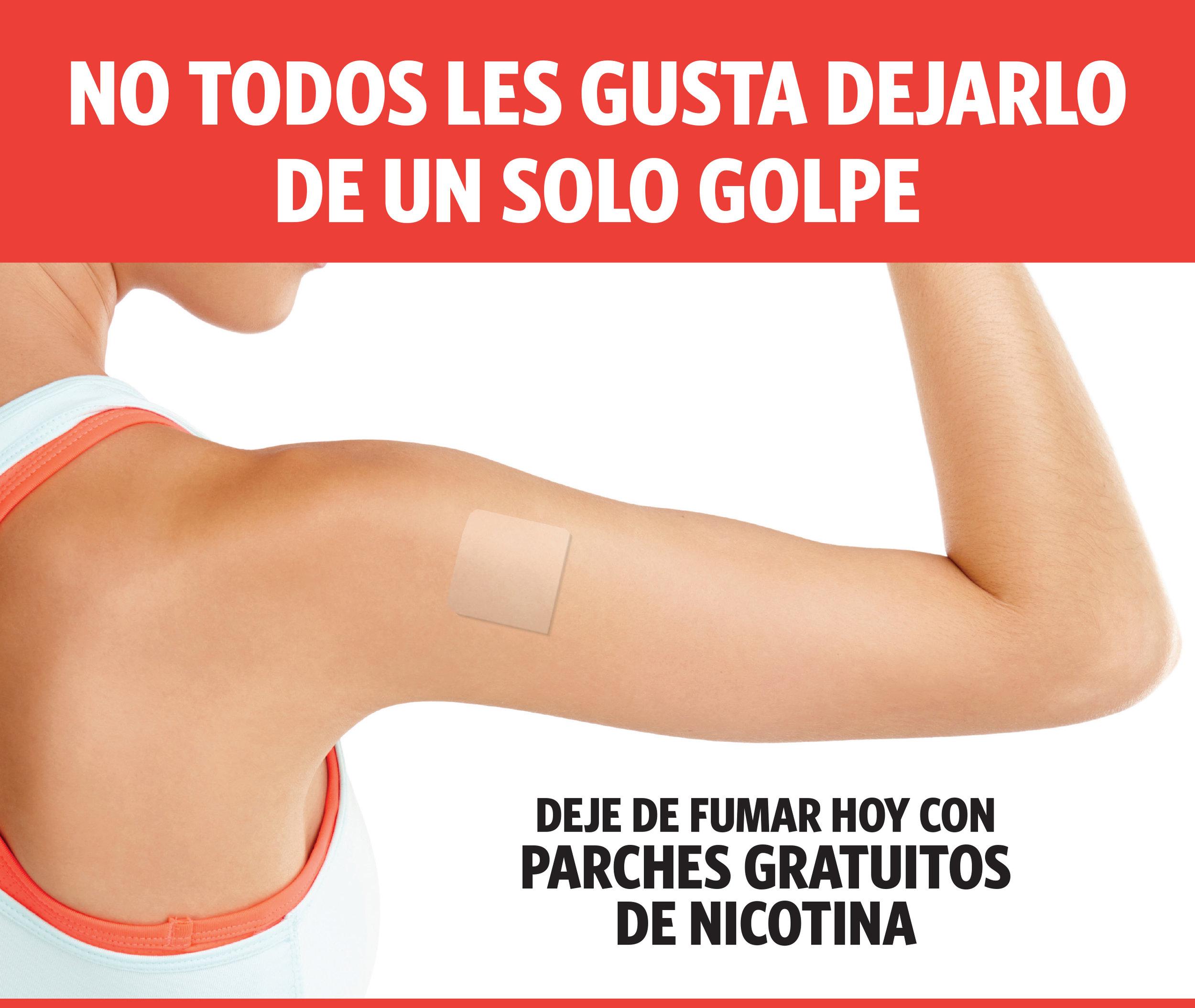 Información de Parches de Nicotina -