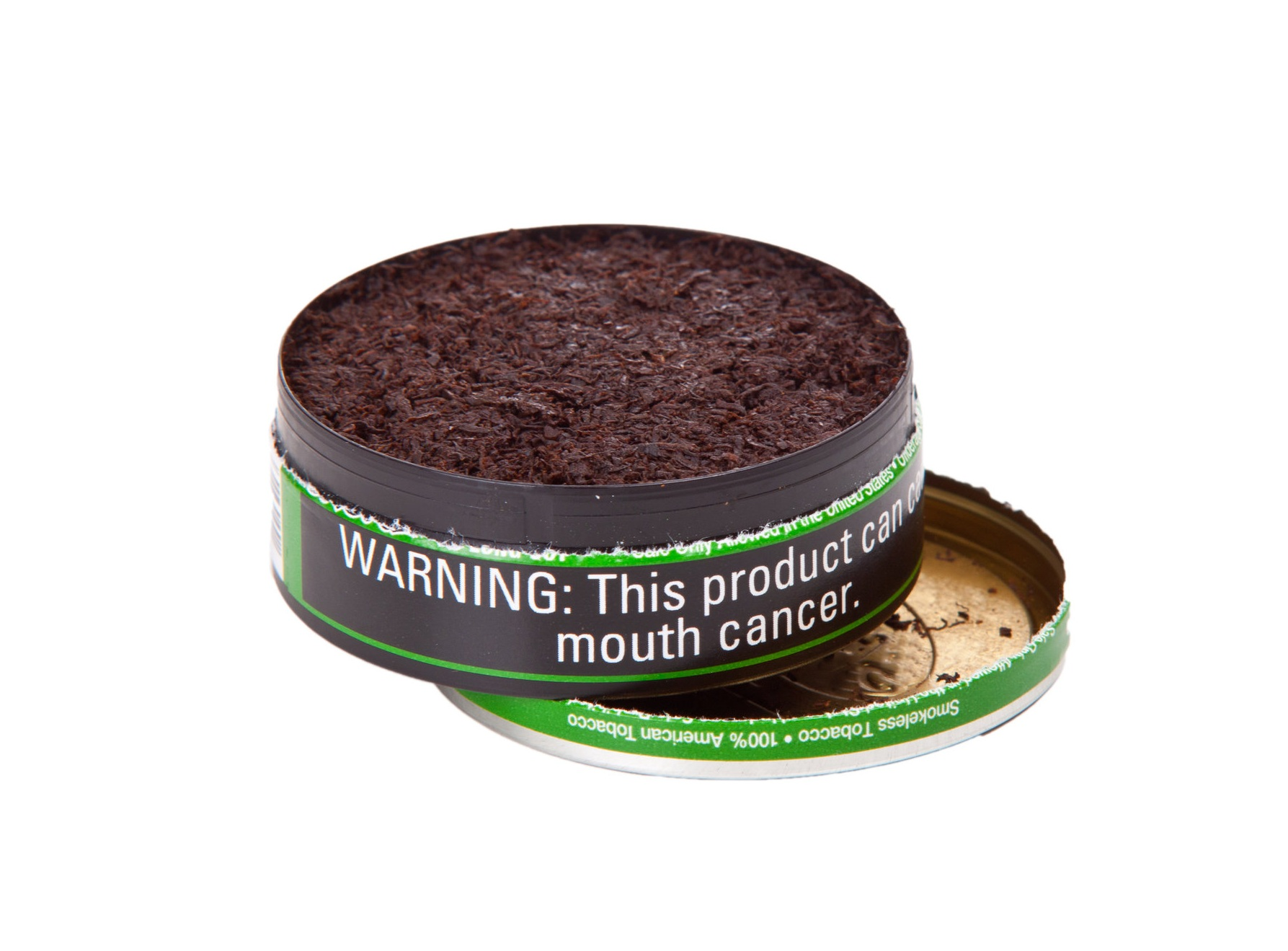 Why quit dip, chew and snuff? - Chew tobacco can cause receding gums, dental problems and even oral cancers. They're also addictive, but the QuitLine can help you learn more about chew, and quit when you're ready.
