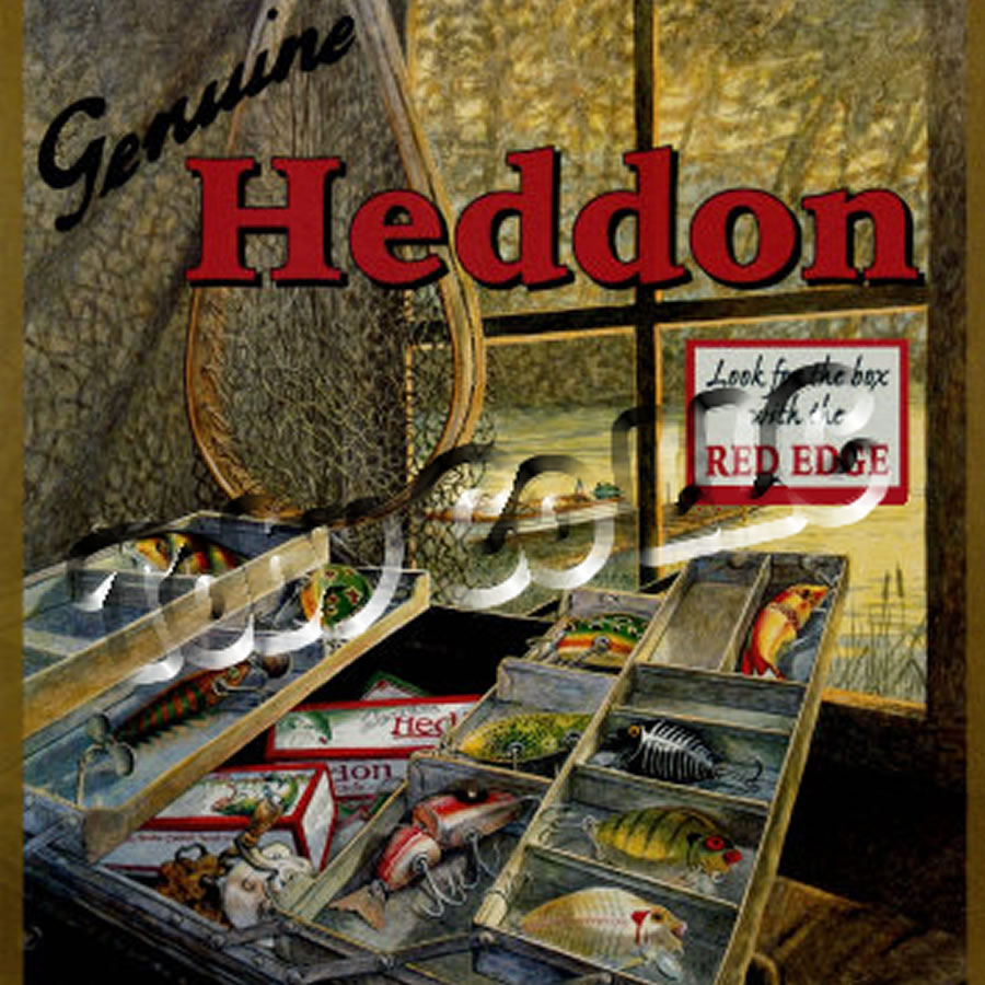 Heddon Tackle Box