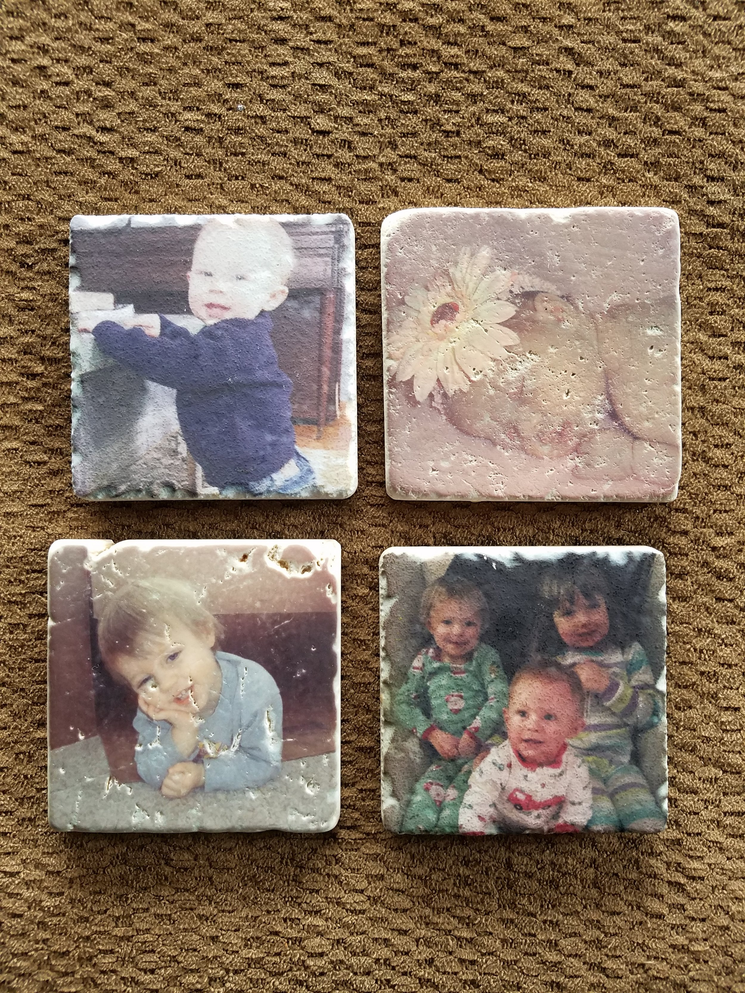Coasters w/ Images