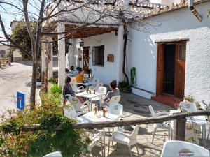 The restaurant -