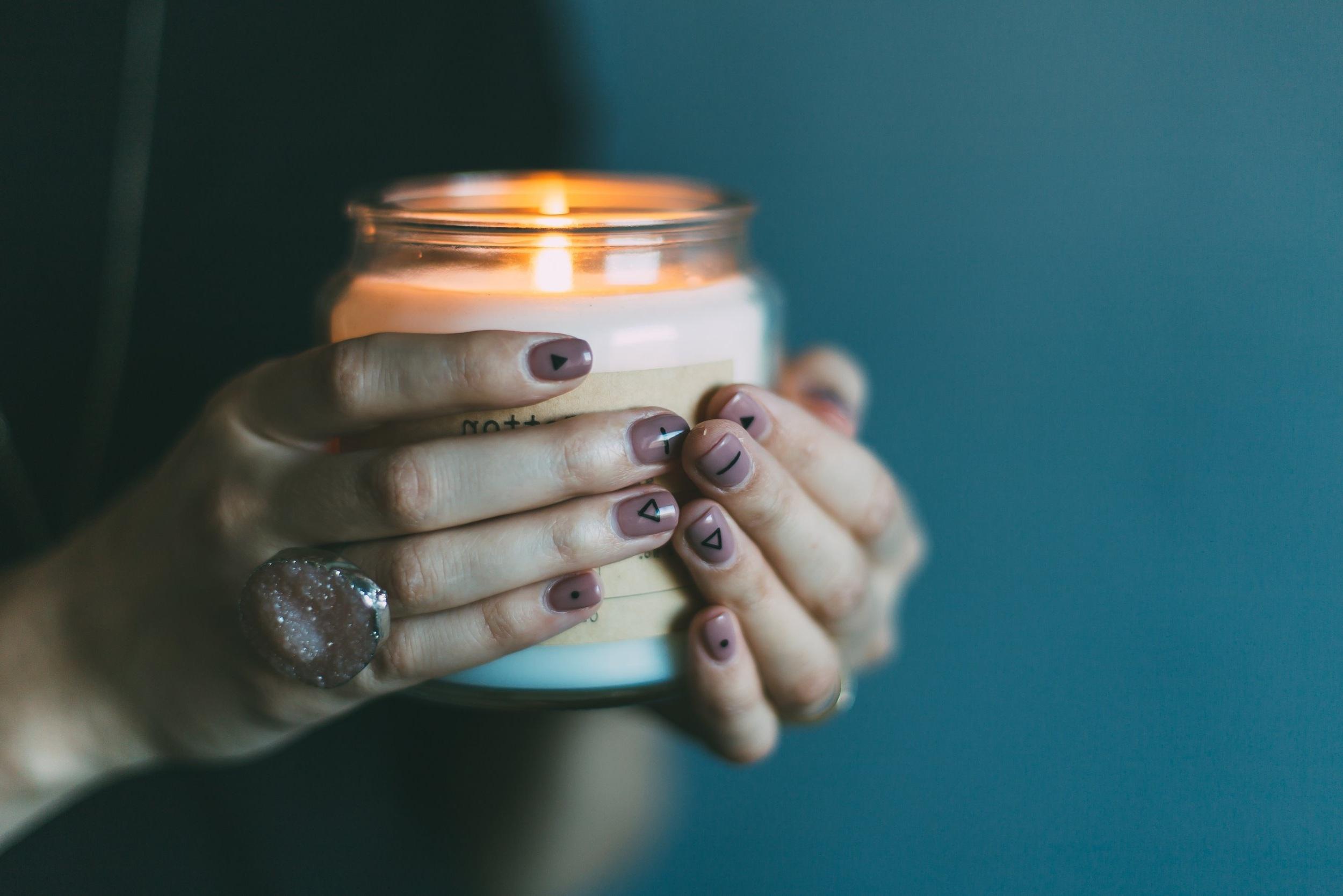 Shine! Eco-Candle