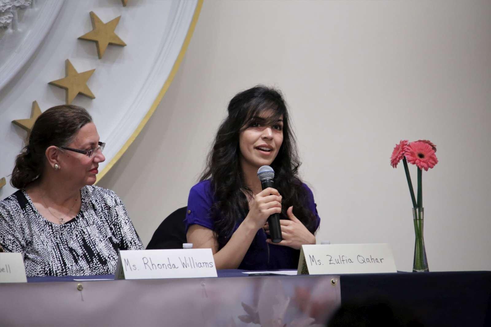 Zulfia Qahar