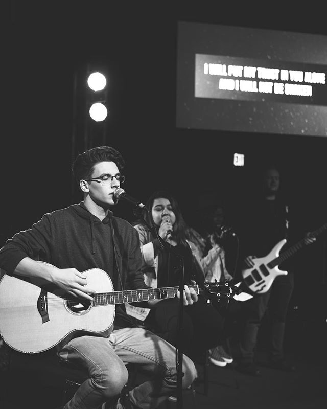 Did you catch some snow? We can't wait to see you at service tonight. Invite everyone you know, and remember 7:00pm!