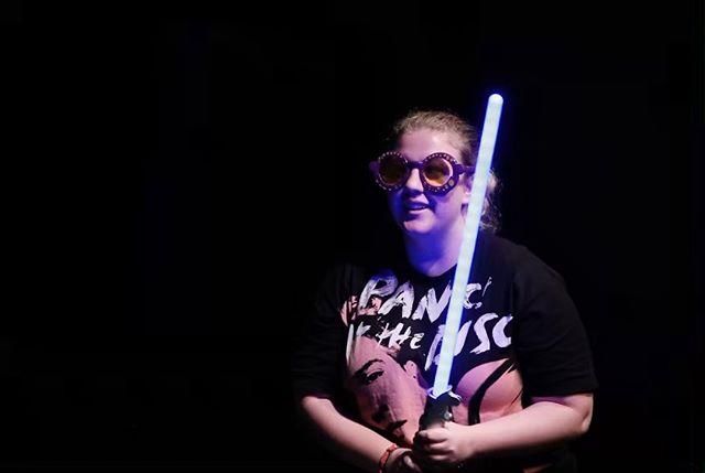 Jedi training 🏋🏼♂️ #starwarsnight #maythe4thbewithyou #starwars