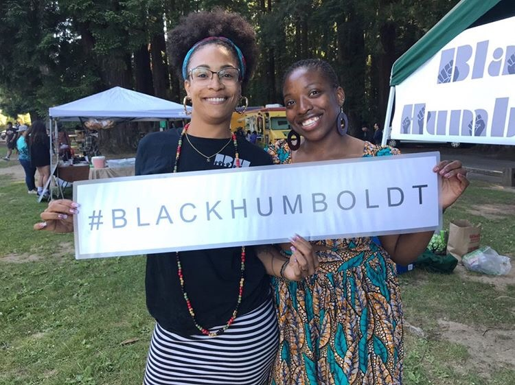 Co-Founders Mo Desir and Dionna Flecter pose for the camera.