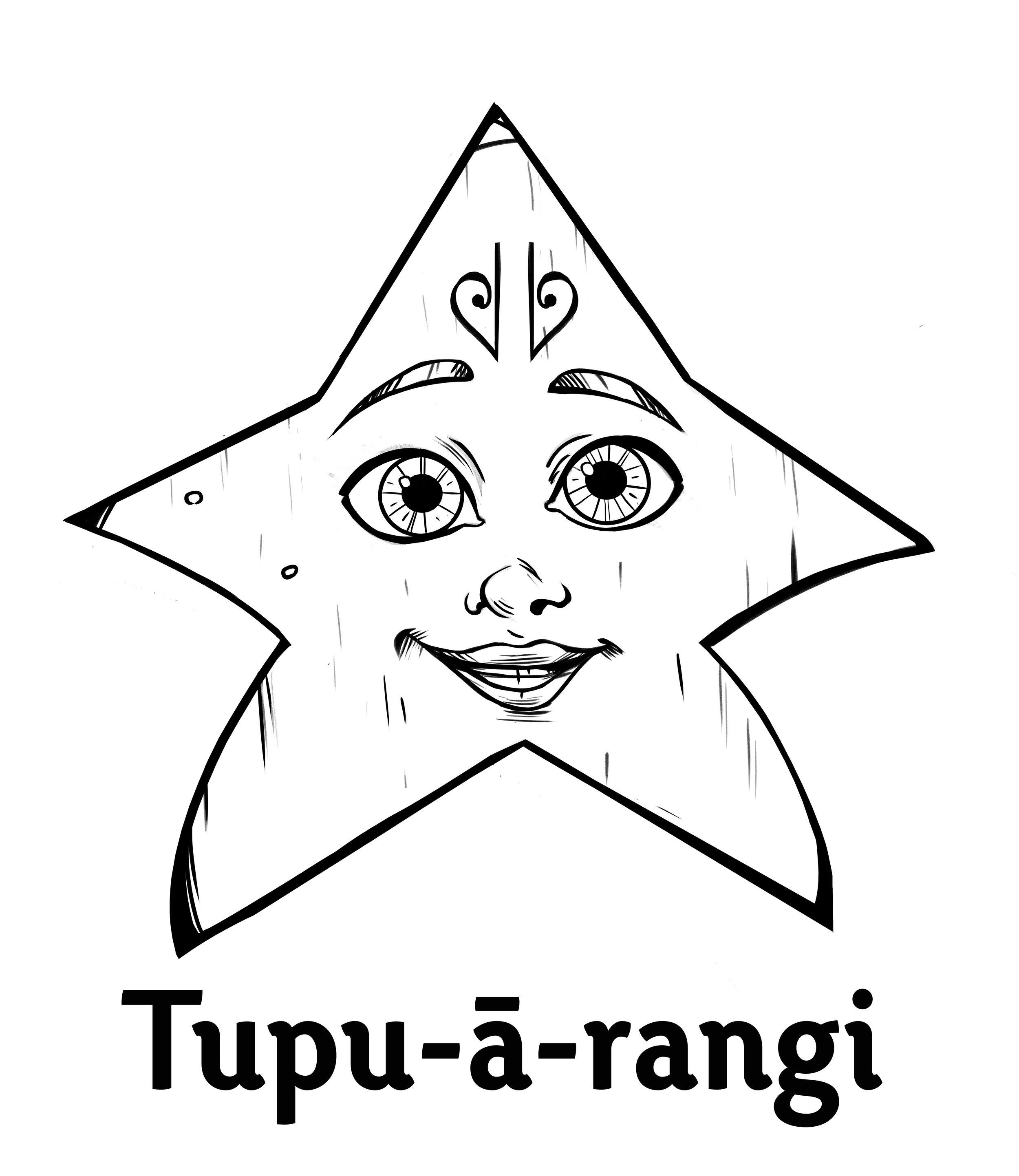 Tupu-ā-rangi