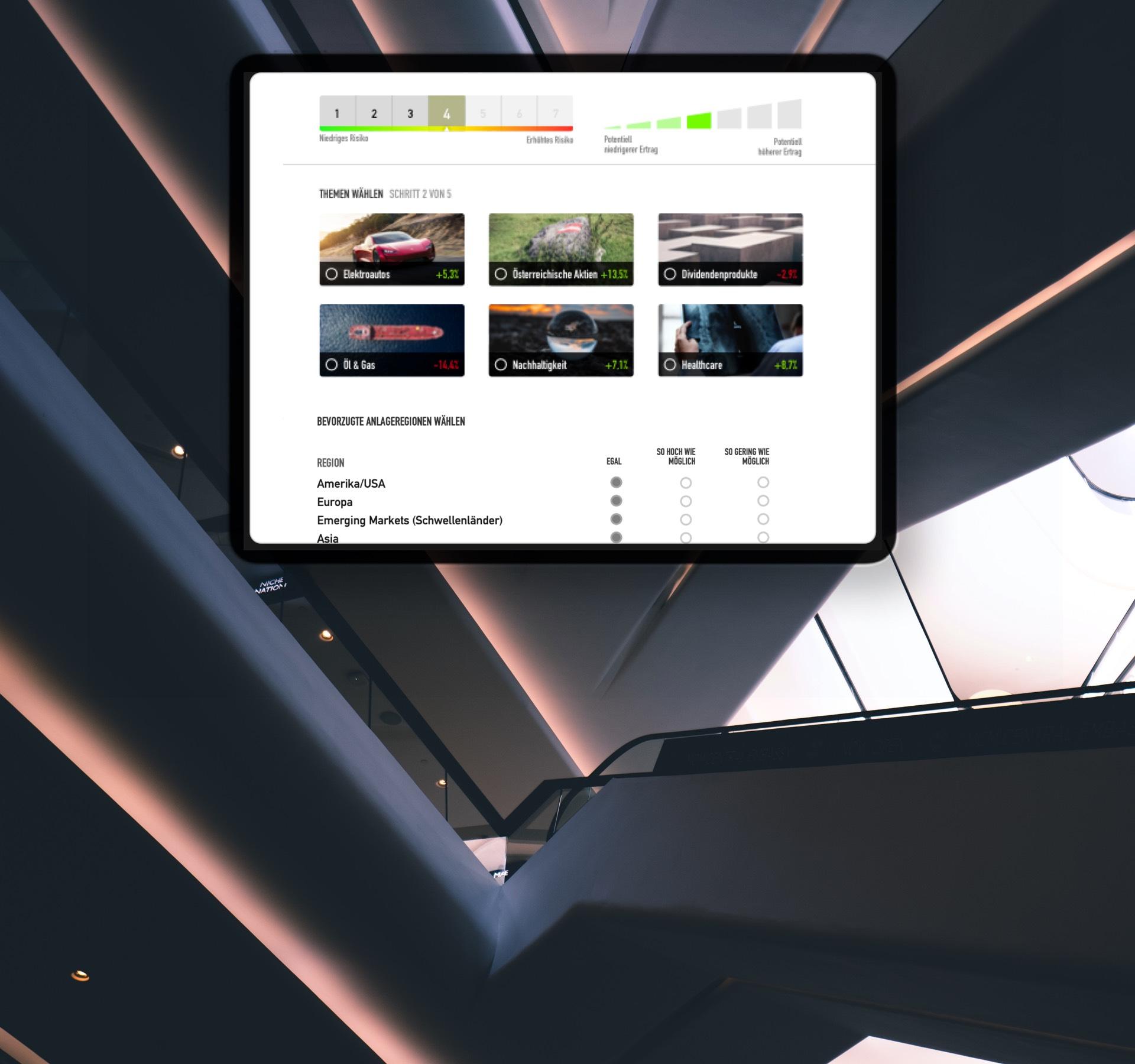 Realtime Portfolio Architect