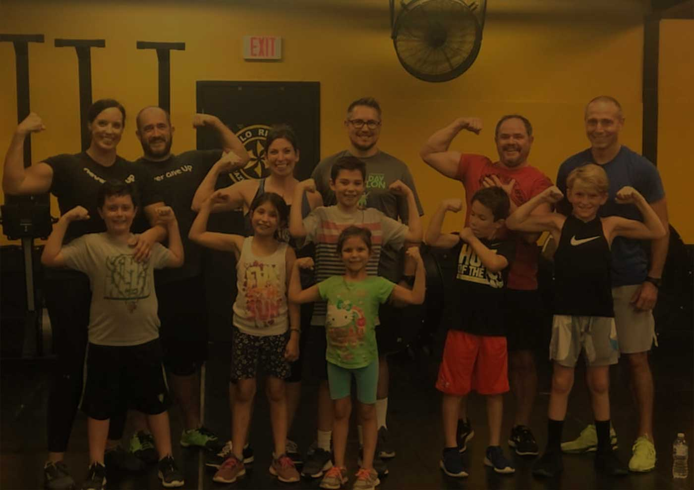 CrossFit Kids Classes - Tues/ThUrs- 4:30pm. Kids 5-12. Non-MembeR-Parents can sign up their kids. parentS May ATTEND Crossfit classES 2/week for $30/Week with their kids. Sign Up Here >