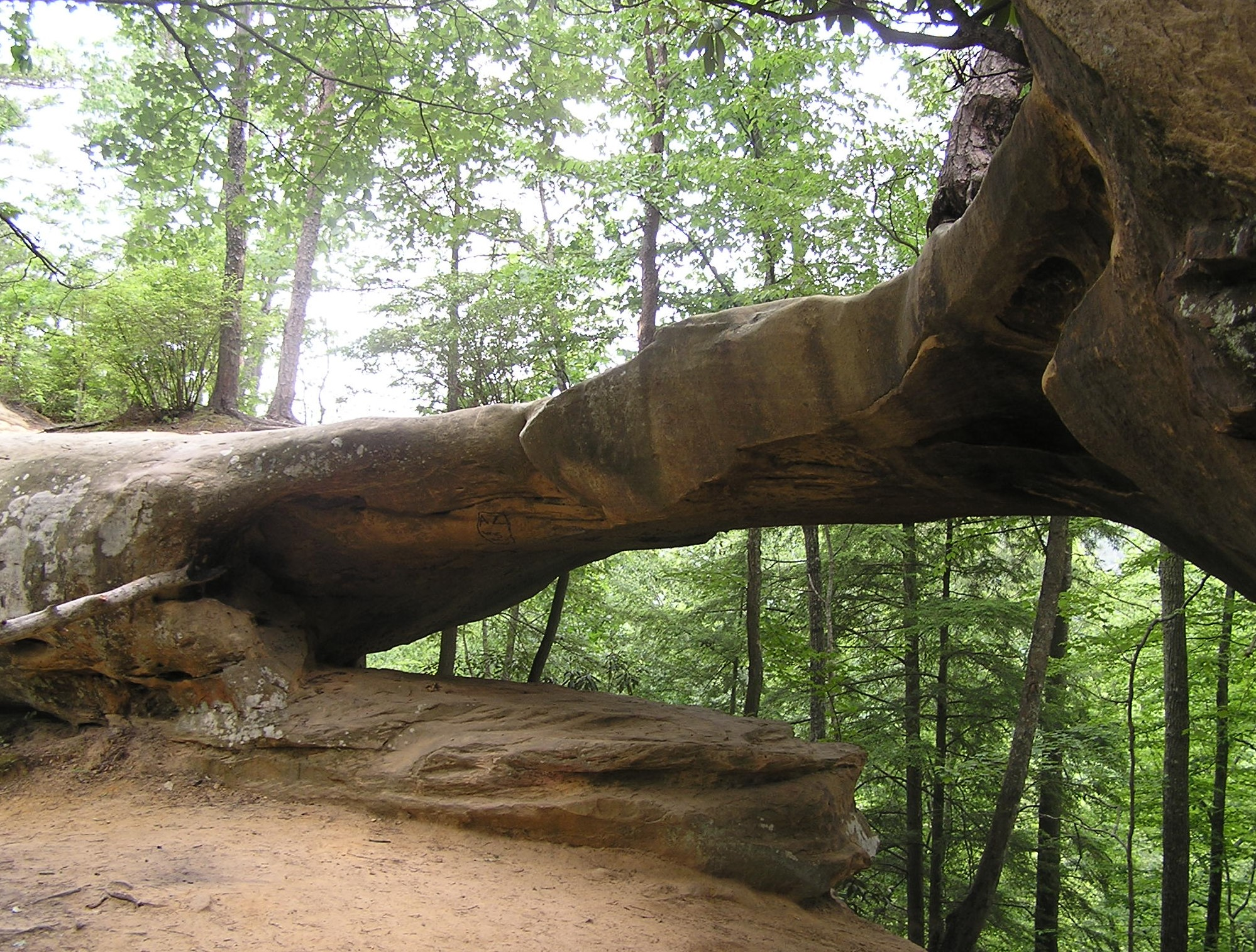 Princess Arch - Red River Gorge, Kentucky