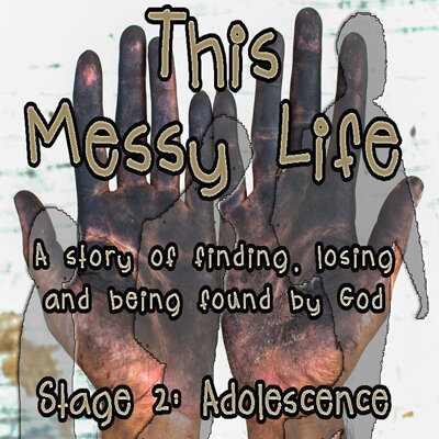 This Messy LifeStage2:Adolescence - There will come a time when people will not tolerate sound teaching. They will collect teachers who say what they want to hear because they are self-centered.2 Timothy 4:3