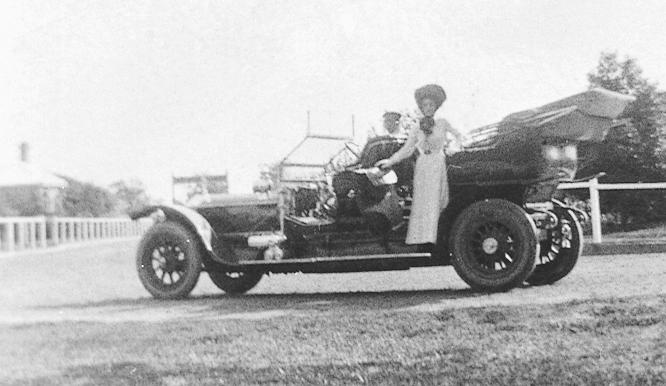 Gramp Rolls Royce