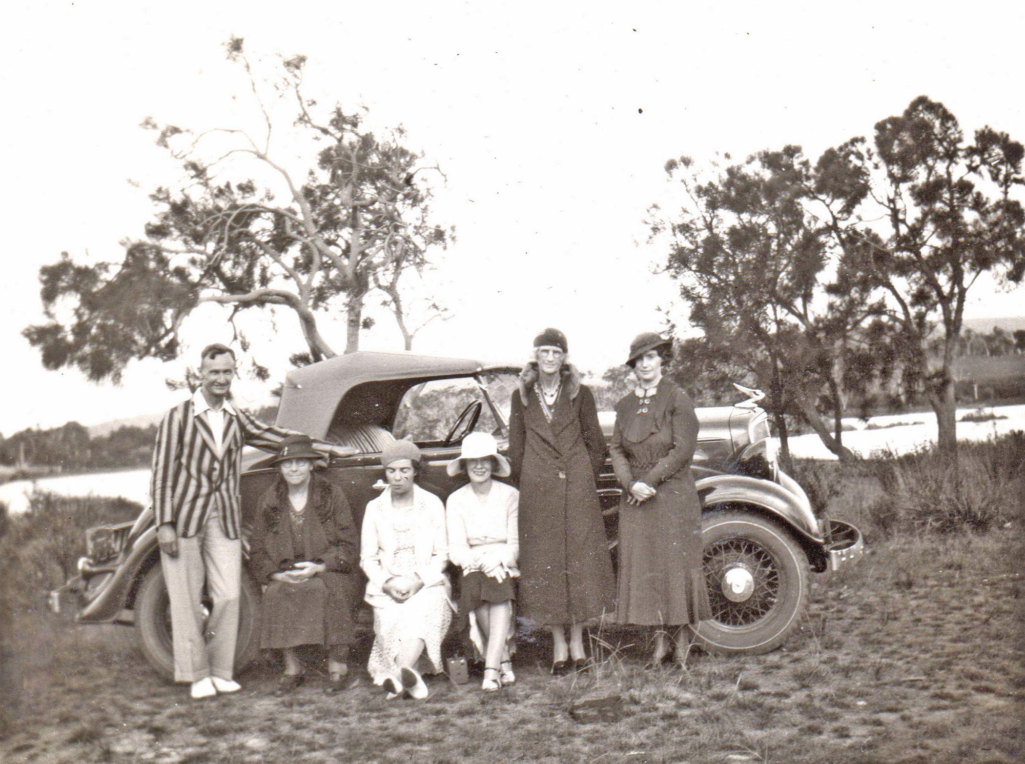 Kalgan River 1935