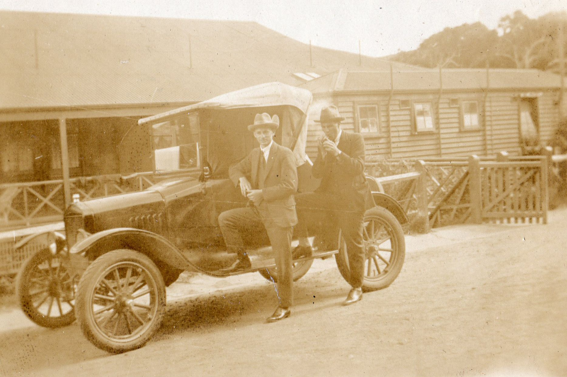 Yallingup Oct - Nov 1926
