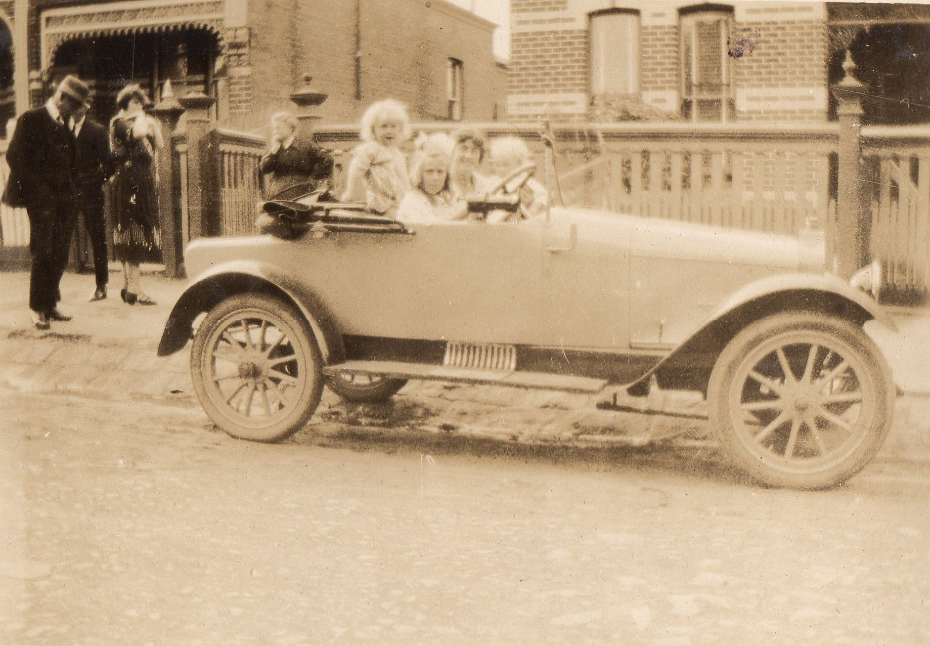 The Thorntons 1924