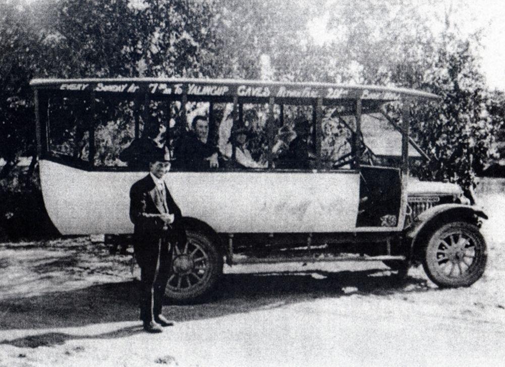 Bignell Charabanc, 1918