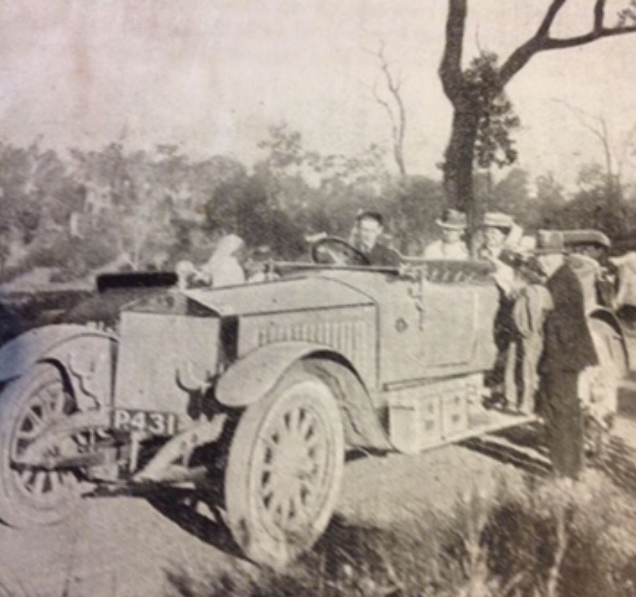 Albert Edmund Cockram imported the first silver ghost Rolls Royce into WA in 1913