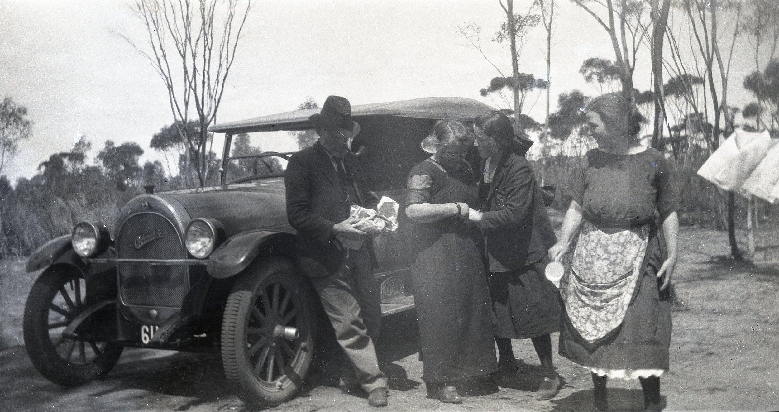 1924 Oldsmobile Model 30