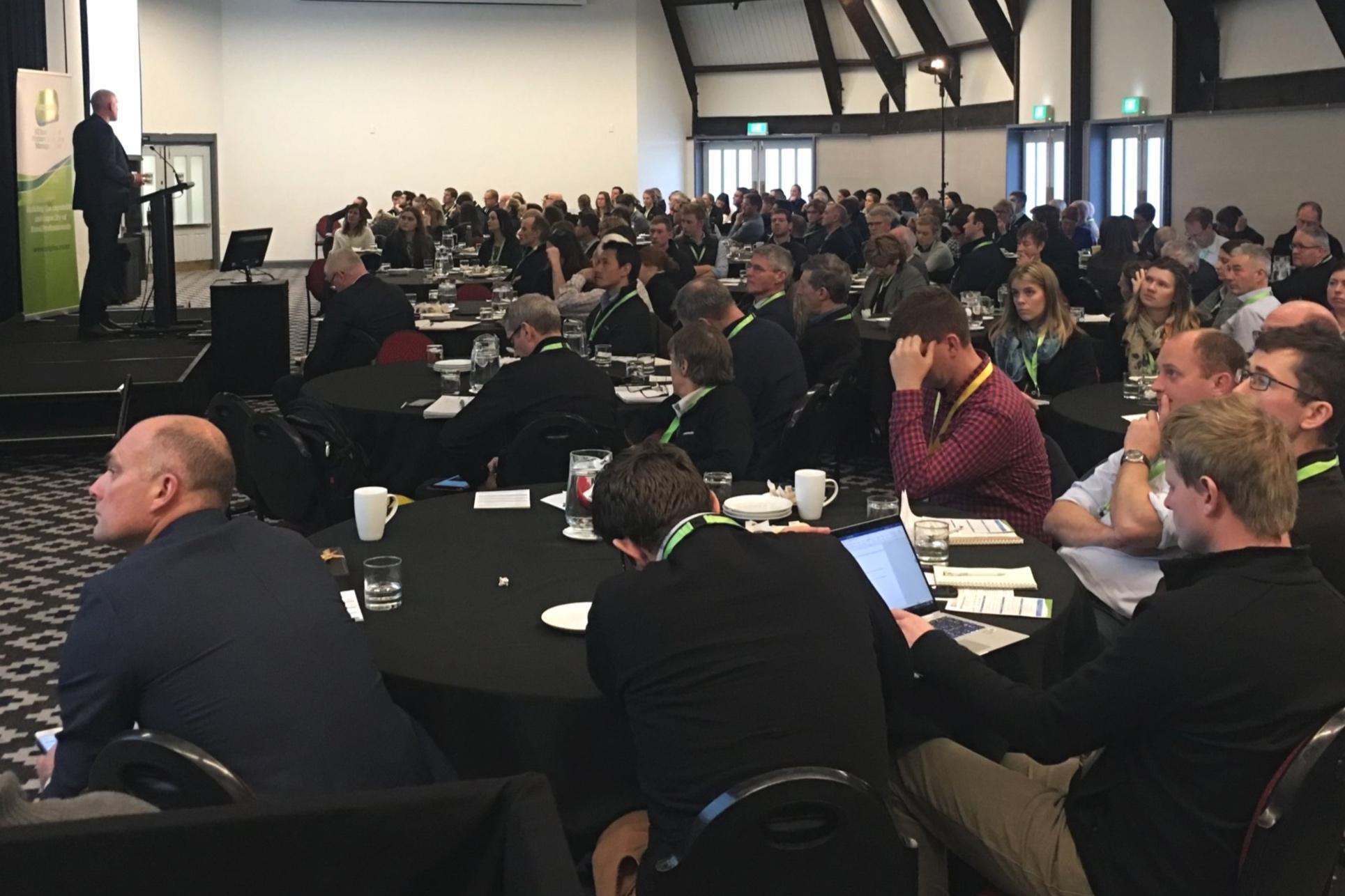 NZIPIM annual conference 2019, Christchurch
